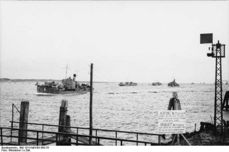 La guerre sous-marine et de surface 1939 - 1945 Vorpos11