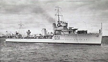 La guerre sous-marine et de surface 1939 - 1945 - Page 36 Voyage10