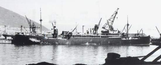 La guerre sous-marine et de surface 1939 - 1945 - Page 56 Waioti10