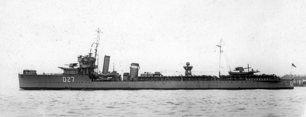 La guerre sous-marine et de surface 1939 - 1945 - Page 64 Walker10