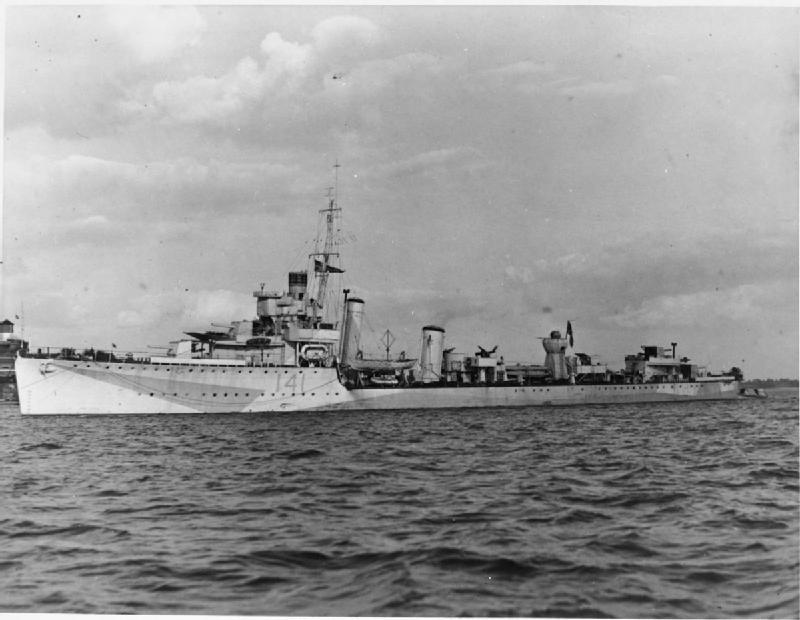 La guerre sous-marine et de surface 1939 - 1945 - Page 23 Walpol11