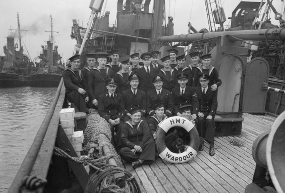 La guerre sous-marine et de surface 1939 - 1945 - Page 48 Wardou10