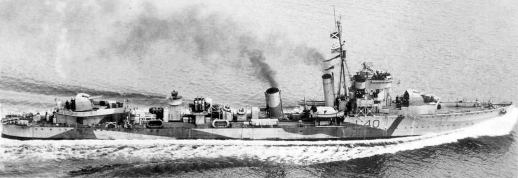 La guerre sous-marine et de surface 1939 - 1945 Wrynec10