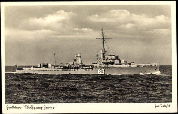 La guerre sous-marine et de surface 1939 - 1945 - Page 27 Z_9_wo10