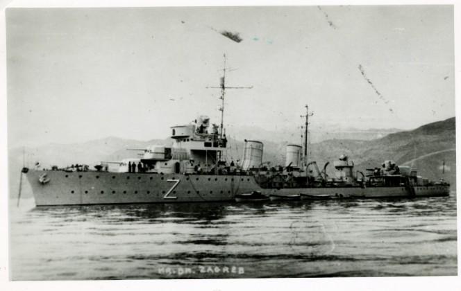La guerre sous-marine et de surface 1939 - 1945 - Page 66 Zagreb10