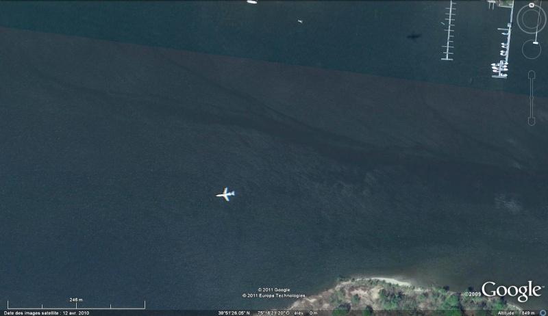 Les avions en phase d'atterrissage aperçus sur Google Earth - Page 2 Avion_16