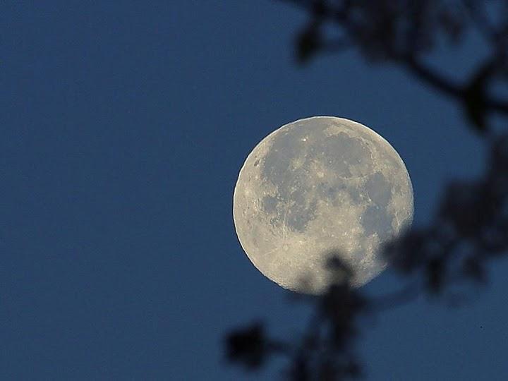 The lunar perigee. SUPERMOON Full_m10