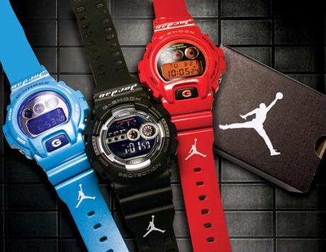 G-Shock serie special Jordan Jordan10