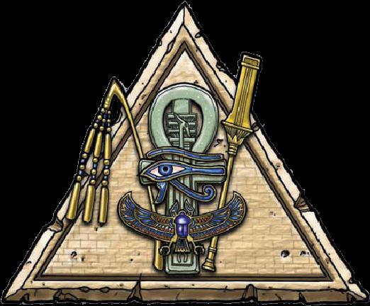 Pesedjet - Mitología Egipcia Pesedj10