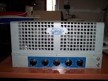 Amplificatore radiomarelli AP52 0112
