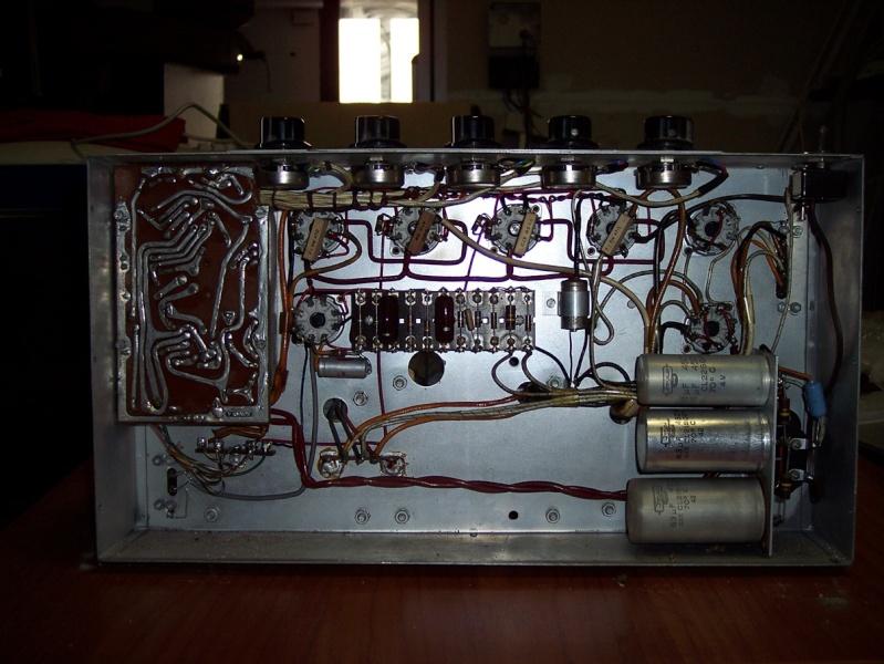 Amplificatore radiomarelli AP52 0310