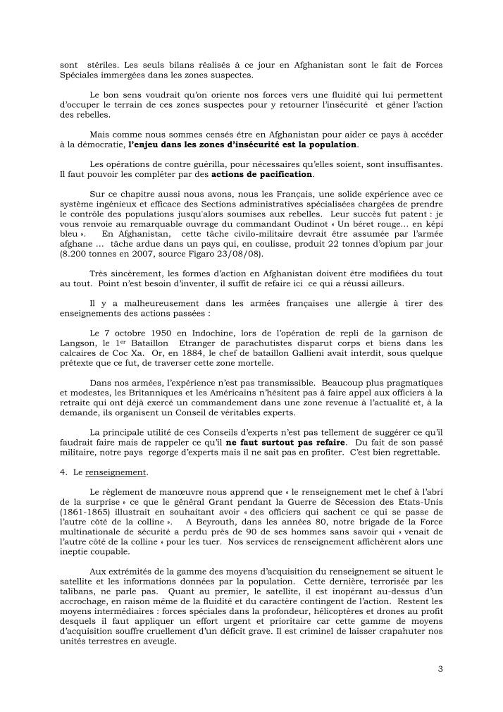 CANN François - général tire des leçons de l'embuscade d'Uzbeen - août 2008 Cann_g19