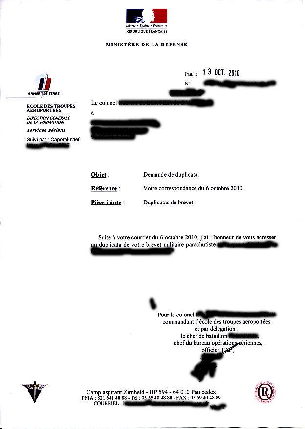 Vous avez oublié votre n° de brevet ou perdu votre attestation de brevet parachutiste militaire - Page 2 Etap_c10