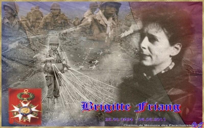 FRIANG Brigitte correspondante de guerre Indo(sauta sur DBP) , Suez...est décédée  Friant10
