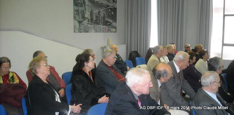 AG des anciens de Dien Bien Phu ce vendredi 18 mars 2011 reportage photos Larteg12