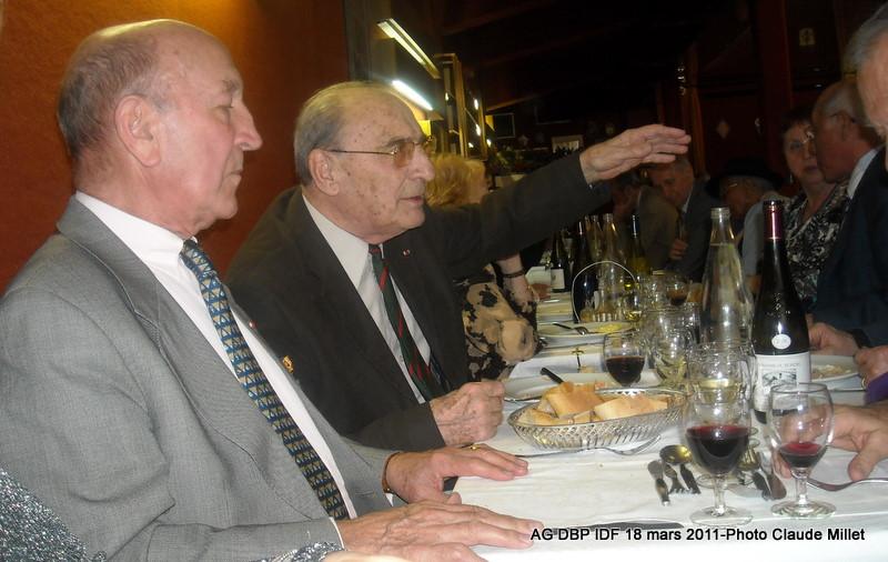 AG des anciens de Dien Bien Phu ce vendredi 18 mars 2011 reportage photos Larteg32