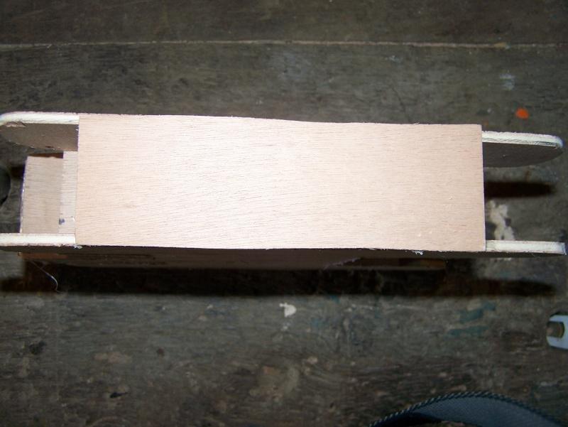 maquette de benji (bateau avec roue à l'avant) 100_2712