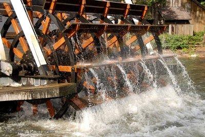 maquette de benji (bateau avec roue à l'avant) Photo_10