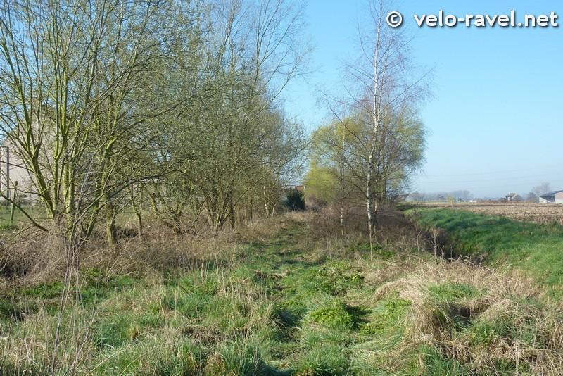 L085 Trimaarzate Ruien. (Fietssnelweg F45) 2011-015