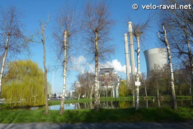 L085 Trimaarzate Ruien. (Fietssnelweg F45) 2011-017