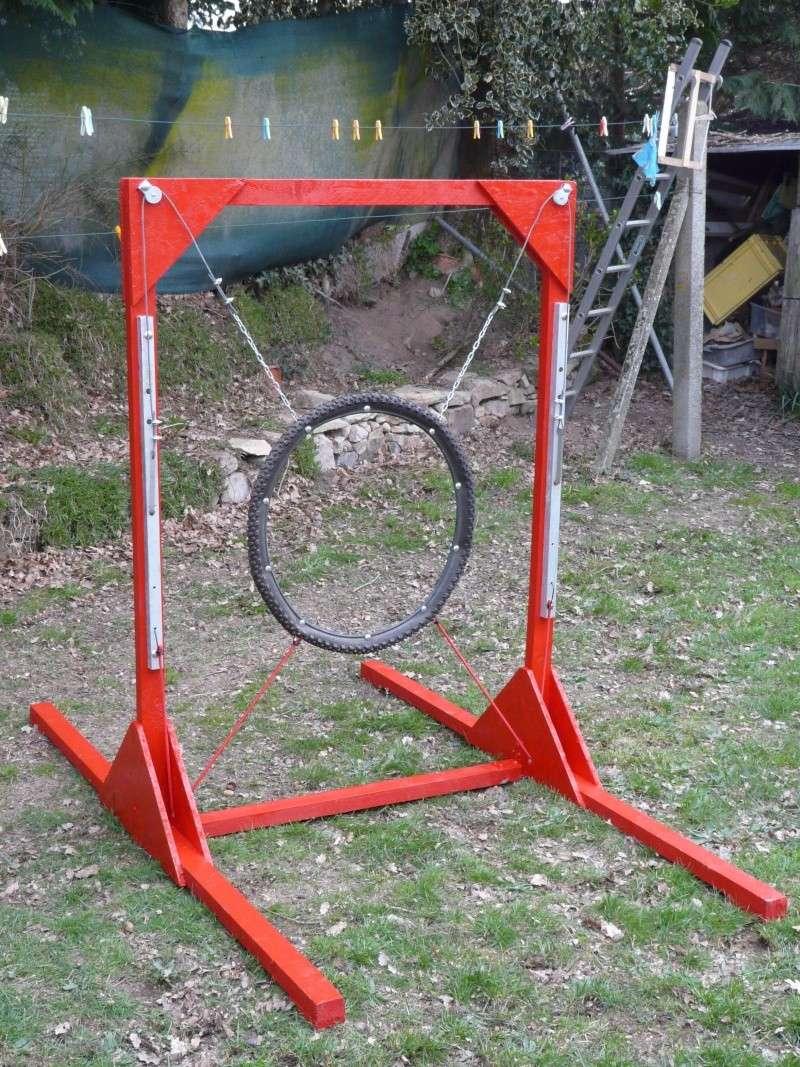 chiot - Fabricant D'obstacles d'agility--Obstacles évolutif--Agrès multi éveil chiot--PRO-- 01911