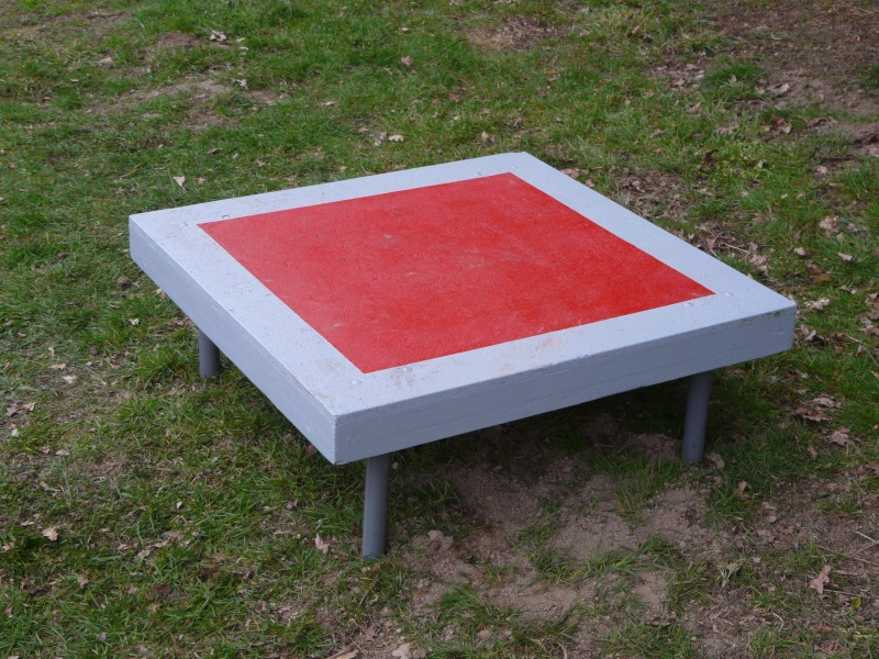 chiot - Fabricant D'obstacles d'agility--Obstacles évolutif--Agrès multi éveil chiot--PRO-- 04511