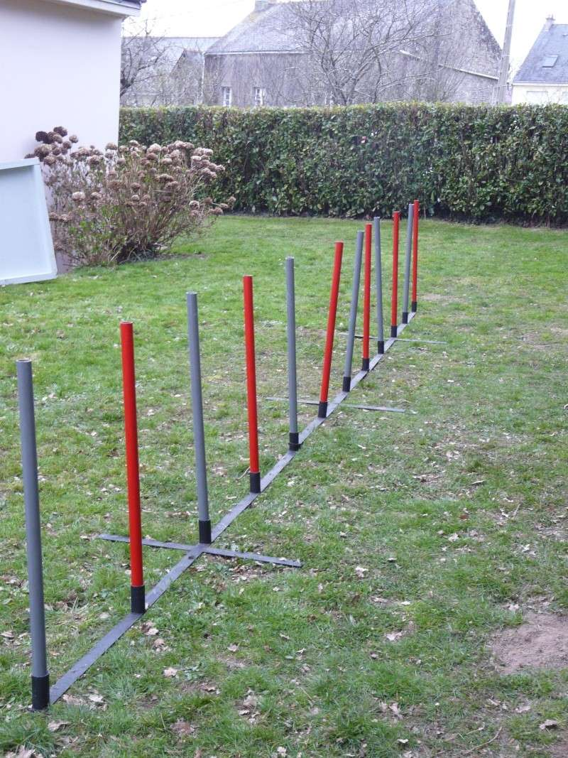 chiot - Fabricant D'obstacles d'agility--Obstacles évolutif--Agrès multi éveil chiot--PRO-- 05010