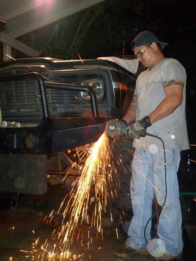 Dirty's J10 Bumper Kdk_0613