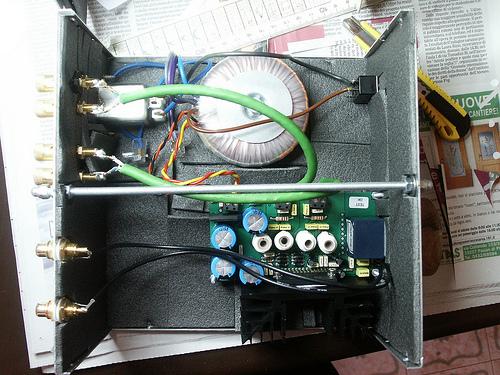 Amplificatore T-amp Tripath TAA4100A  Taa41012