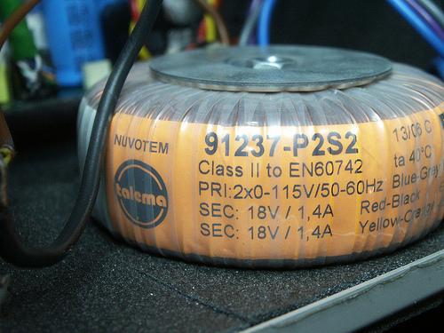 Amplificatore T-amp Tripath TAA4100A  Taa41013