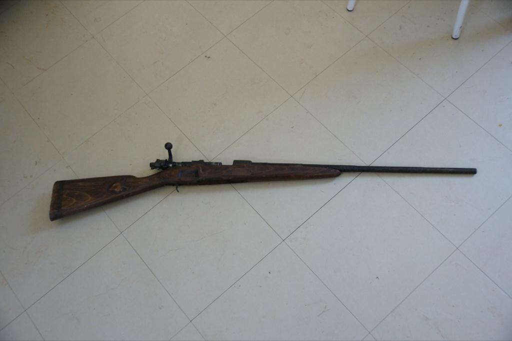 Identification de deux carabines. Dsc05310