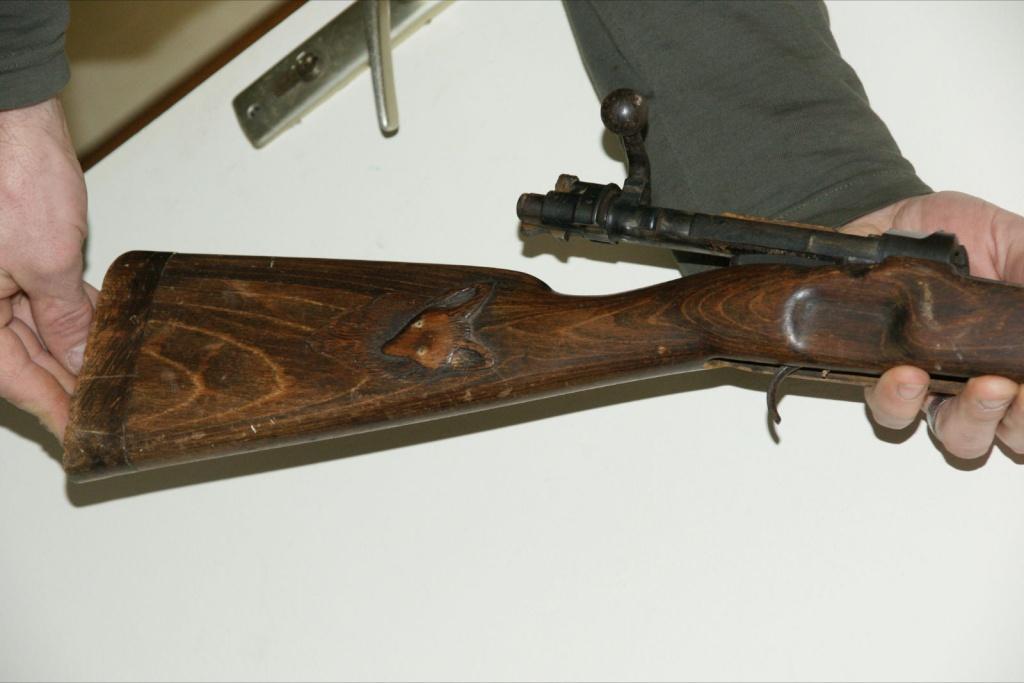 Identification de deux carabines. Dsc05321