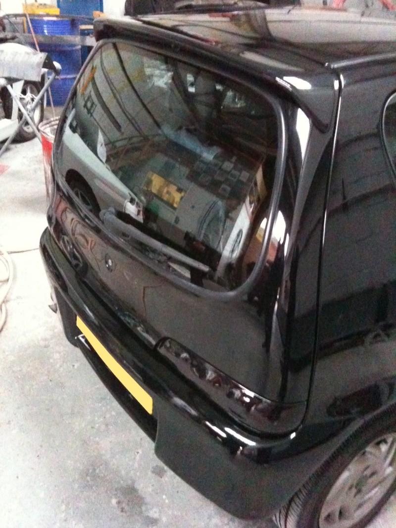 M1C4A3L's Fiat Seicento Finish11