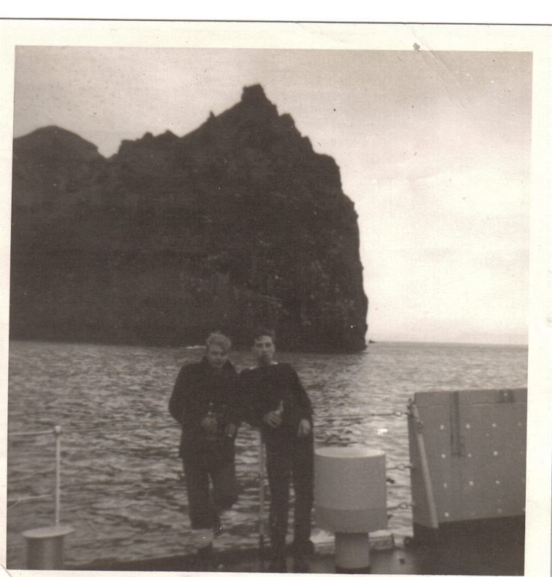 F901 Georges Lecointe (ex HMCS Wallaceburg) - Page 3 George10