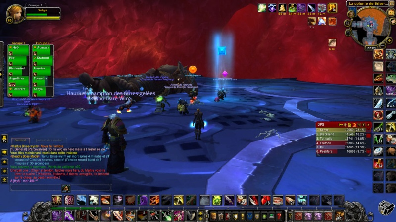 Postulation Sahya [Rogue combat] Screen10