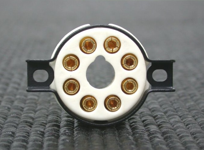 High Quality Tube Sockets Octal_10