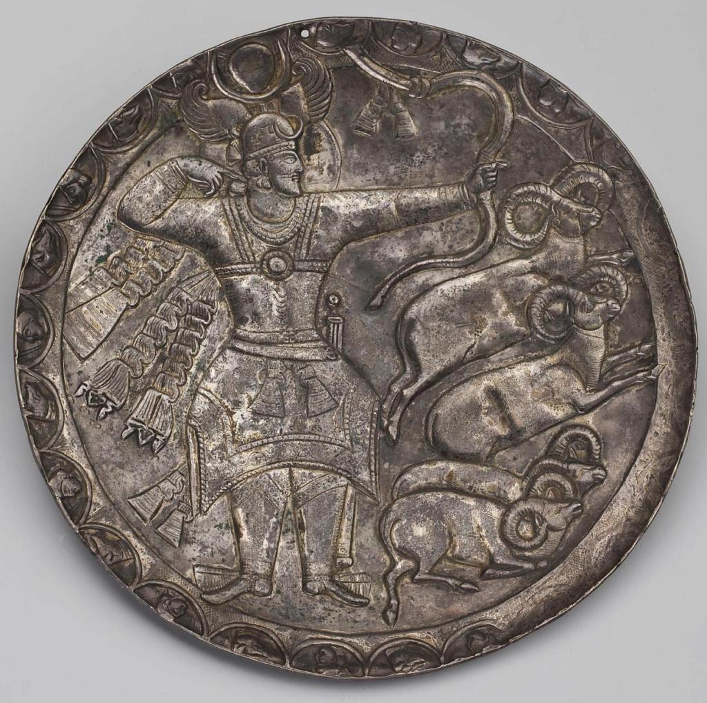 Parthia, Vahrām (Bahram) Drachm  28dca310