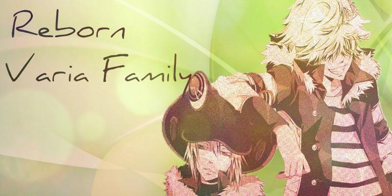 Varia Family Reborn