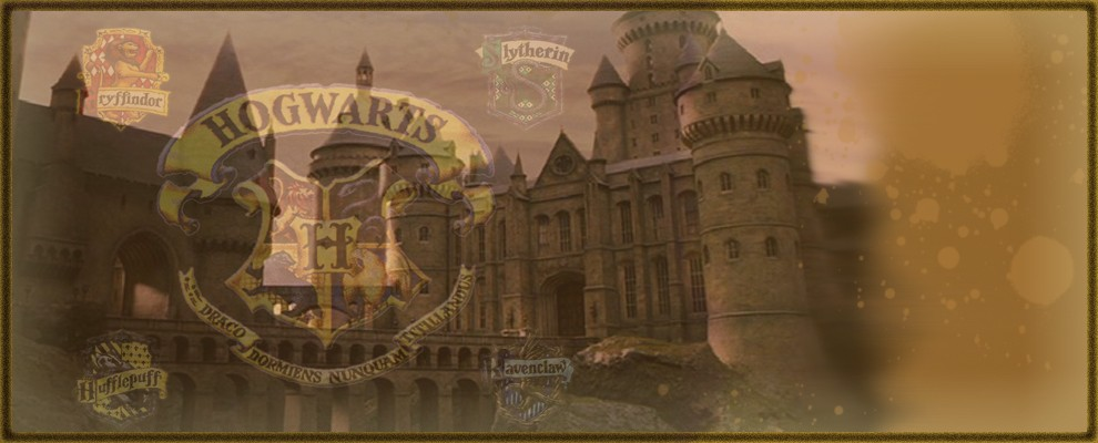 Hogwarts, Escuela de Magia y Hechicería.