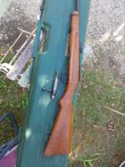 aide pour identifier une carabine 22 LR 20200813