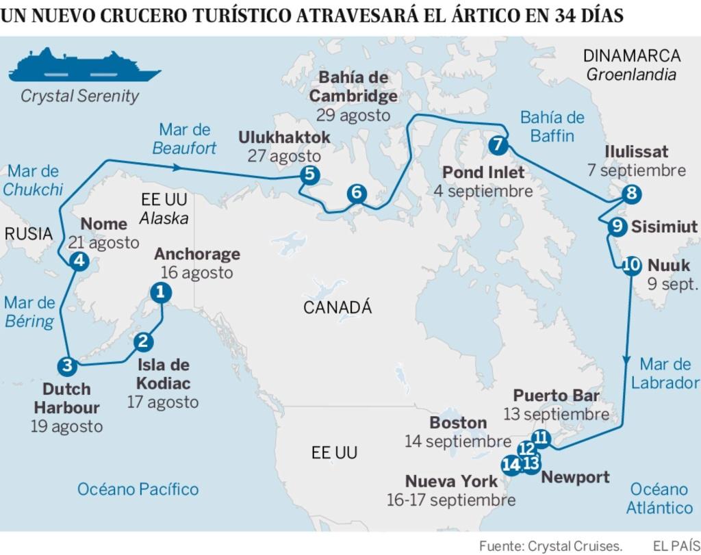 Ártico: La batalla por los recursos (petróleo, paso del noreste...). Noruega, Rusia, EEUU, Canadá, Dinamarca. - Página 2 14731511