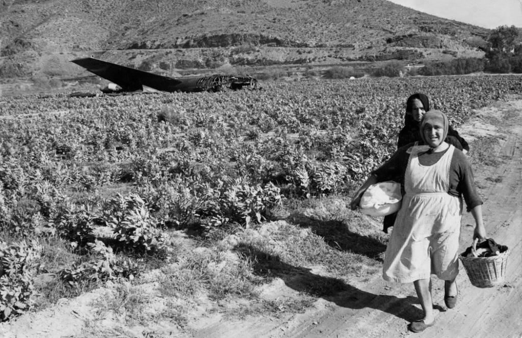 Palomares (Andalucía), bombas nucleares y contaminación radiactiva desde 1966 (americio, plutonio...). [HistoriaC] 14palo10
