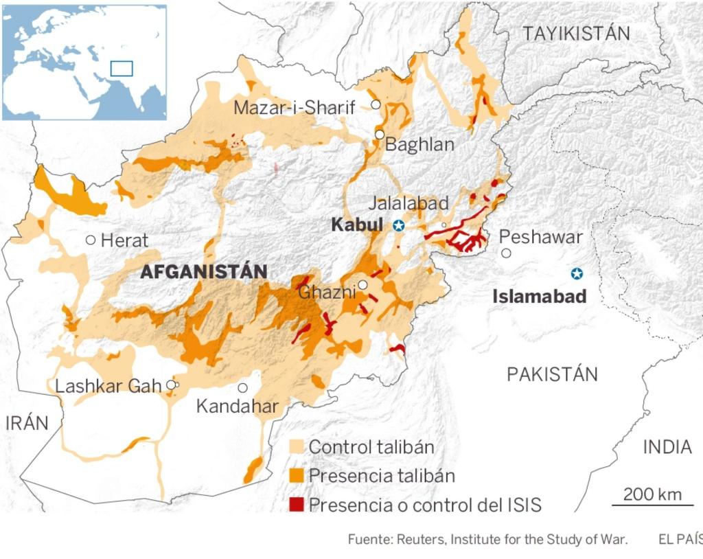 Afganistán: elecciones. Luchas políticas y militares. - Página 7 15144410