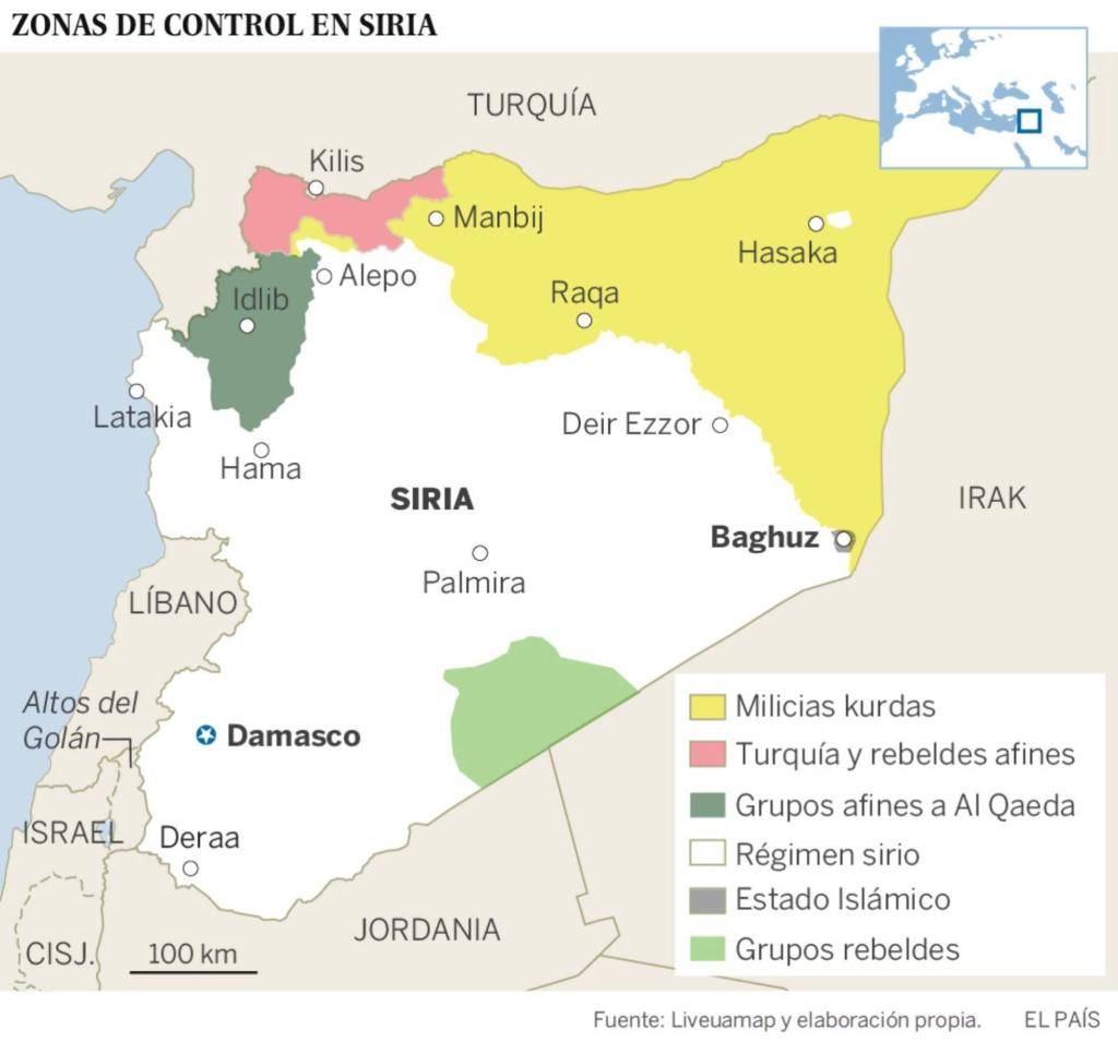 Siria. Imperialismos y  fuerzas capitalistas actuantes. Raíces de la situación. [2] - Página 16 15506810