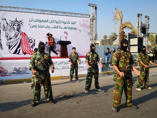 Irak: Crisis políticas, tensiones  sociales  y luchas militares interburguesas. - Página 18 15763410