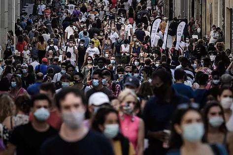 Virus y acciones sociales. Virus SARS-CoV-2 de la Covid 19. [2] - Página 20 15993910