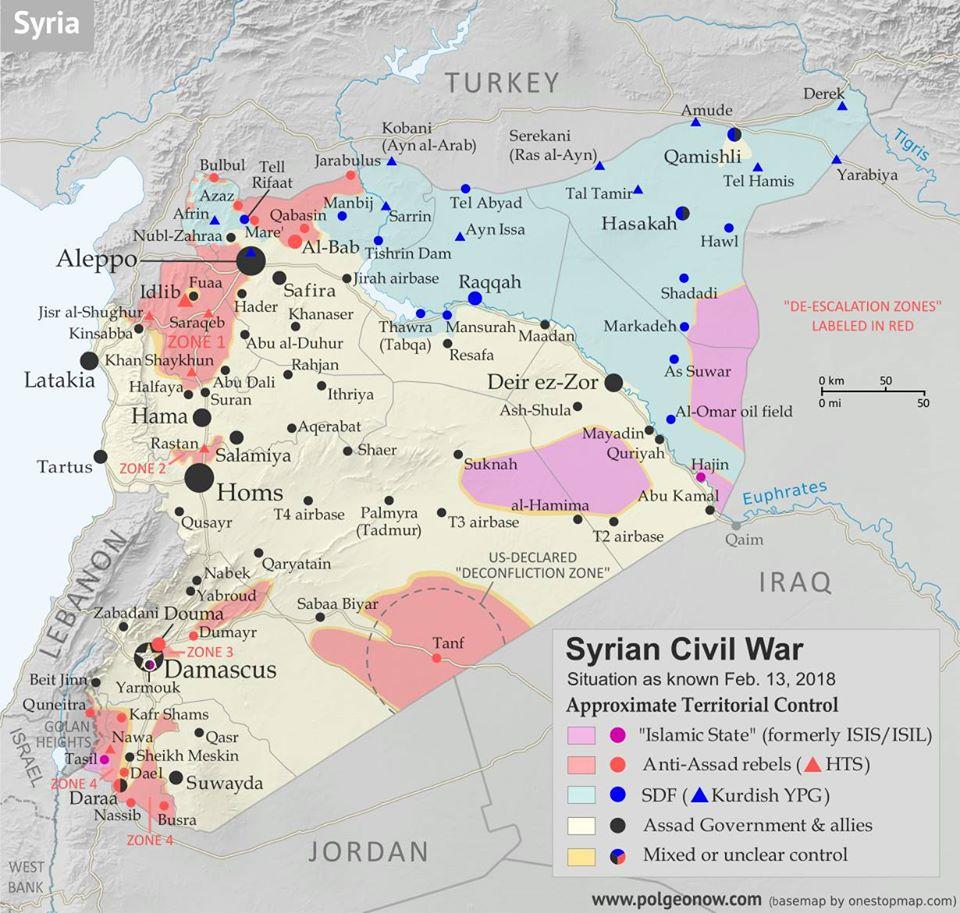 Siria. Imperialismos y  fuerzas capitalistas actuantes. Raíces de la situación. [2] - Página 22 28235410