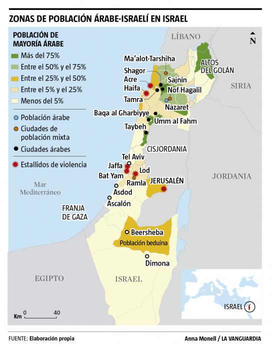 Palestina-Israel. Situación y condiciones en la zona. - Página 12 609e5a10