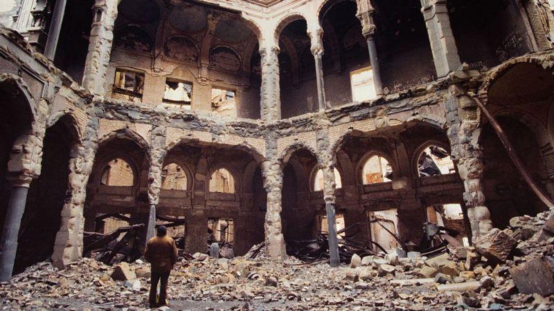 La destrucción de Yugoslavia. [HistoriaC] _1188210