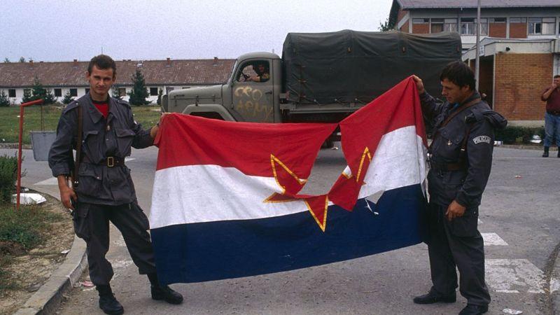 La destrucción de Yugoslavia. [HistoriaC] _1189510